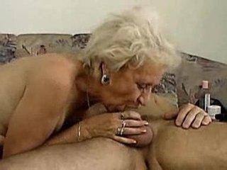granny can not deepthroat