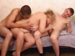 blonde aged cougar teaching 11 chaps