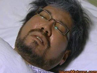Japanese milf has crazy sex free jav part2