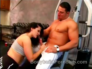 nasty dark brown bodybuilder doxy elle cee