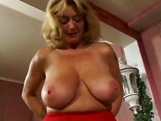 big titted mama has a young paramour