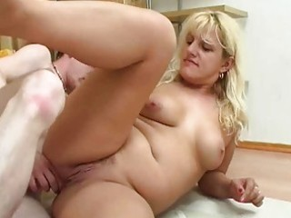 sexy golden-haired d like to fuck sucks her legal