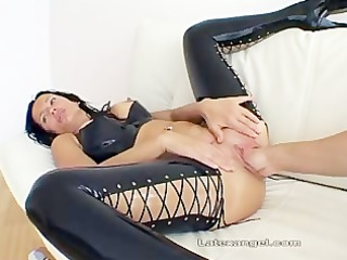 extraordinary anal fisting