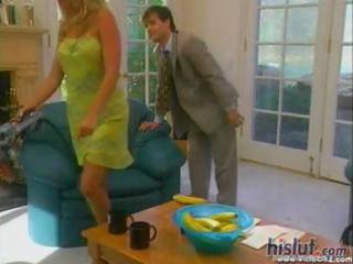 vintage hardcore with a hawt blond milf getting