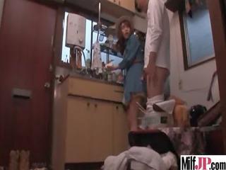 japanese horny mother i acquire nailed hard