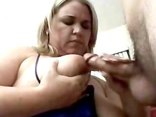 cum shower on massive boobs big beautiful woman