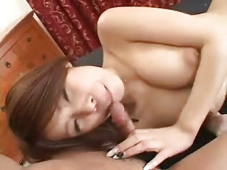 Pretty Busty Japanese MILFs Cunt Creampied