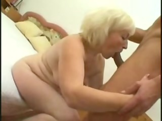 grannies fuck with young boyfrend