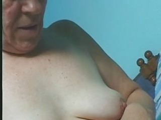 slow granny undress