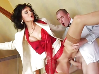 nylons mature, red shoes anal and spunk flow