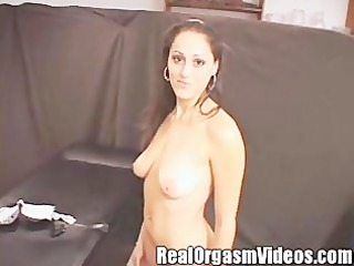 party angel getting herself off on the sybian