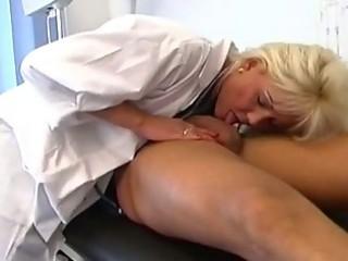 slutty golden-haired mother i nurse pounded hard