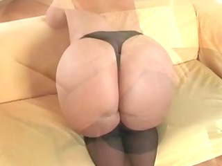 busty plumper mother id like to fuck in stockings