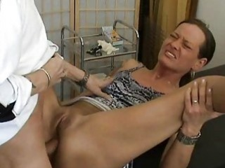 mature non-professional wife anal fuck with