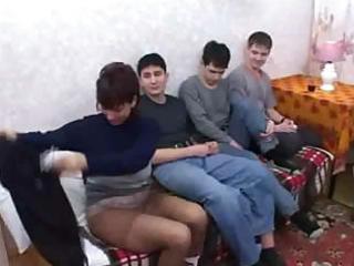 russian mom fuck son & his allies