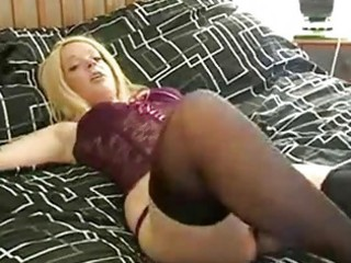 British sexy milf fucking for money