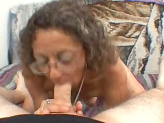 candi the mother id like to fuck receives facial