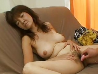 sexy enjoyment for older japanese kimie kuwata