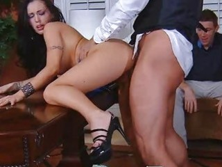 sexy hot wife cuckold with psychologist