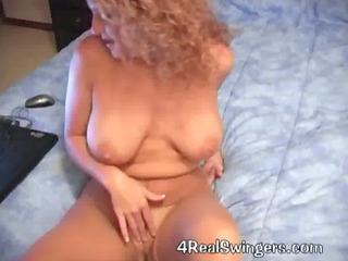 Anna Pantyhose, Titty Fuck and Cum