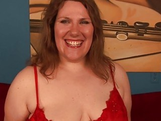 playful massive redhead momma with extra big
