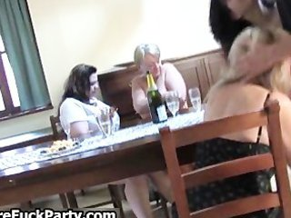 four excited bulky large melons wife love part1