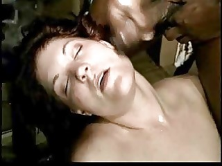 skanky white wife copulates 5 bbc for hubby -