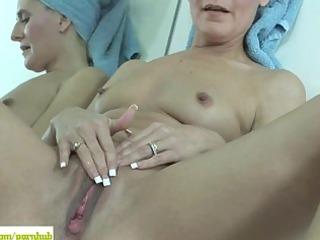 sara james masturbates with magic wand