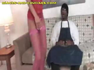 blond d like to fuck sucks black rod