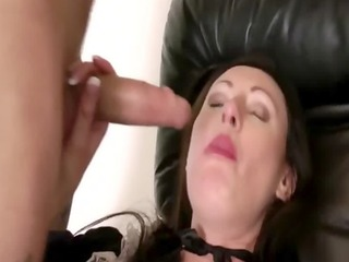 older nasty chick in sexy nylons