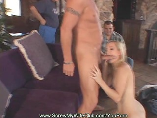 slender wife acquire drilled by a pornstar