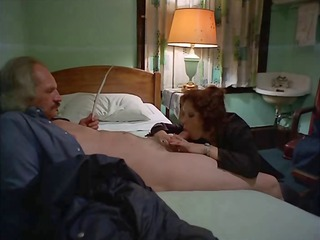 fucked by old chap in bedroom