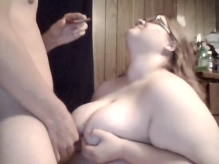 fuckig my wife bazookas on webcam