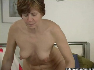 granny anna has biggest nipples