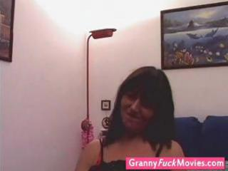 horny grandma who can youthful dudes