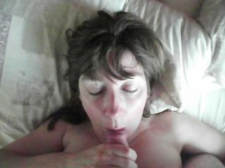 enjoyable wifey oral-job