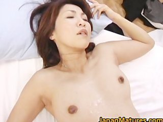 horny japanese older hotties engulfing part6