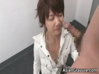 wicked asian mother i can blowing tube part7