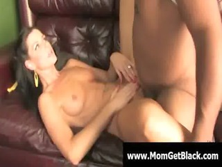 large tit hot milfs have a fun black cockhard and