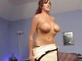 hawt mother bailey creamed by younger stud