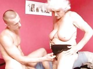 mature granny betty fucks juvenile penis