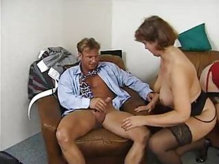 three-some matures lovers