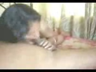 great oral and licking by indian wife