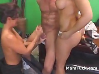 hot large butts mama and daughter fuck old kink