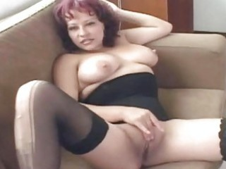 sexy aged bitch shows off her top oral pleasure