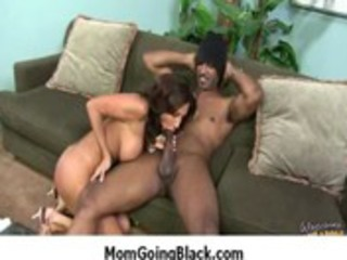 see my mommy going dark : interracial hardcore