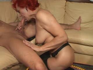 Red granny