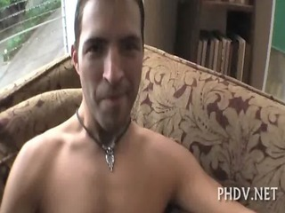 fucking ends with jizz flow