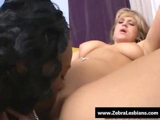 zebra girls - ebony lesbo babes fuck unfathomable