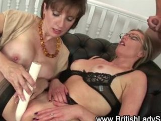 lady sonia and older friend fuck youthful boy and